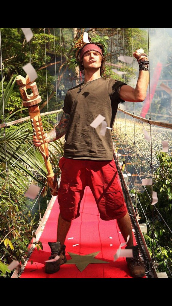 Dougie will always be my favourite King of the jungle https://t.co/RajE5BQAzT
