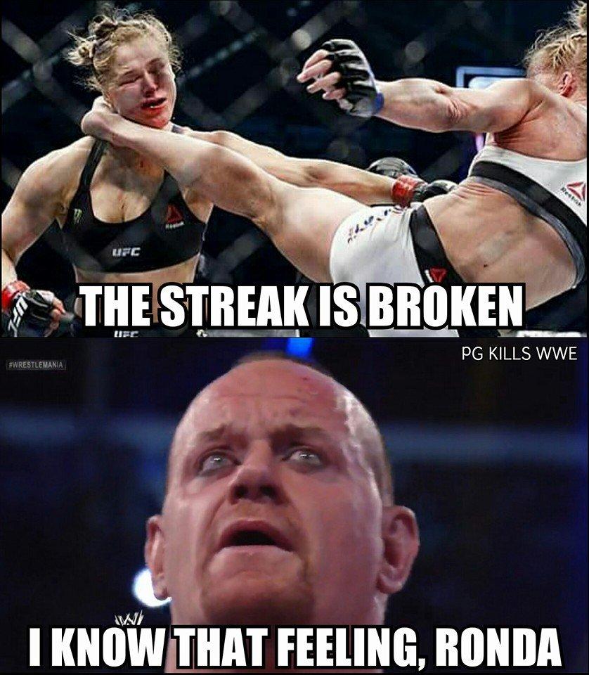 get ready for Ronda Memes in 3....2....1... #UFC #RondaRousey https://t.co/GHa25g9VwB