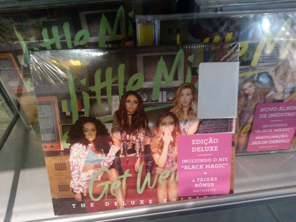 @LittleMixBR Saraiva do Barra Shopping de Porto Alegre
