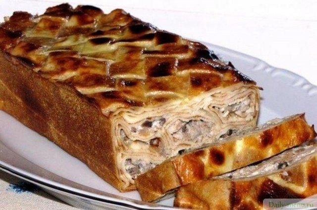 блинные торты фото рецепты