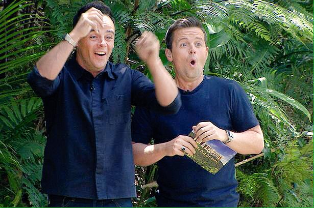...tooooo excited about @antanddec being back on our screens tonight!