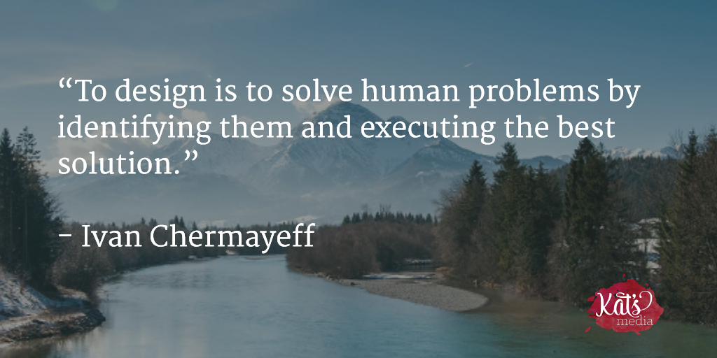Good #design solves problems! https://t.co/PwD3xdoIDl