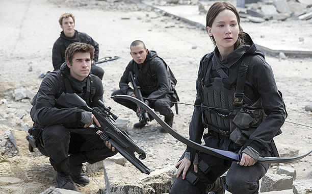 'Hunger Games: Mockingjay - Part 2' cancels red carpet interviews in wake of Paris attacks: