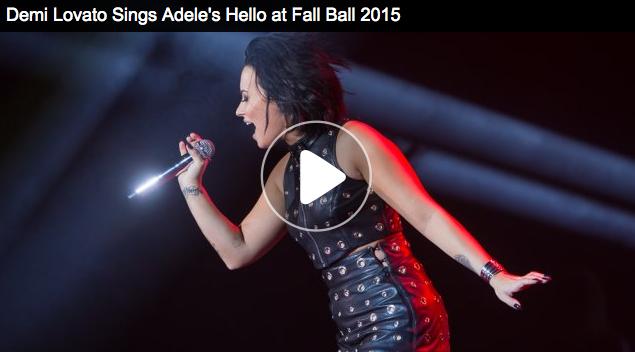 I wonder if @Adele has heard @ddlovato's spellbinding #Hello cover from our #KISSFMFALLBALL https://t.co/De0YN0lMUa https://t.co/b536KtU5QA
