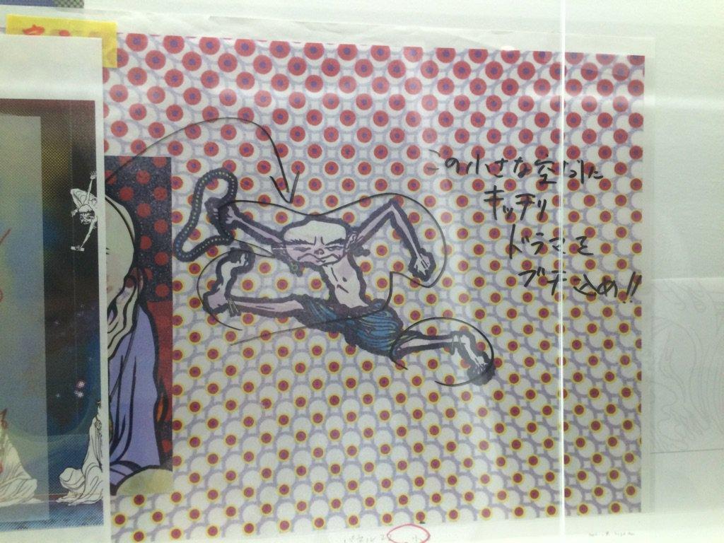 「この小さな空間にキッチリドラマをブチ込め!!」村上隆の五百羅漢図展。 https://t.co/gQICN5qyxS