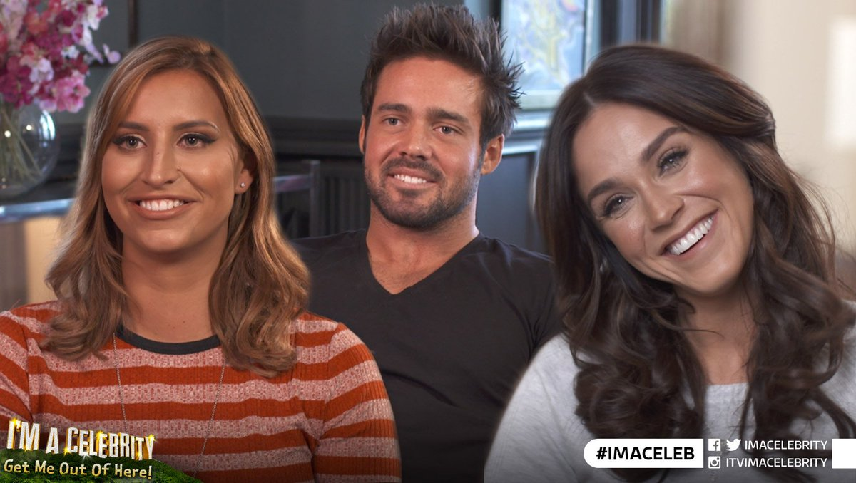 Here's a BIG surprise for the Campmates https://t.co/yvXxKRe8me @fernemccann @SpencerMatthews @VickyGShore #ImACeleb https://t.co/7YX2AT6v1R