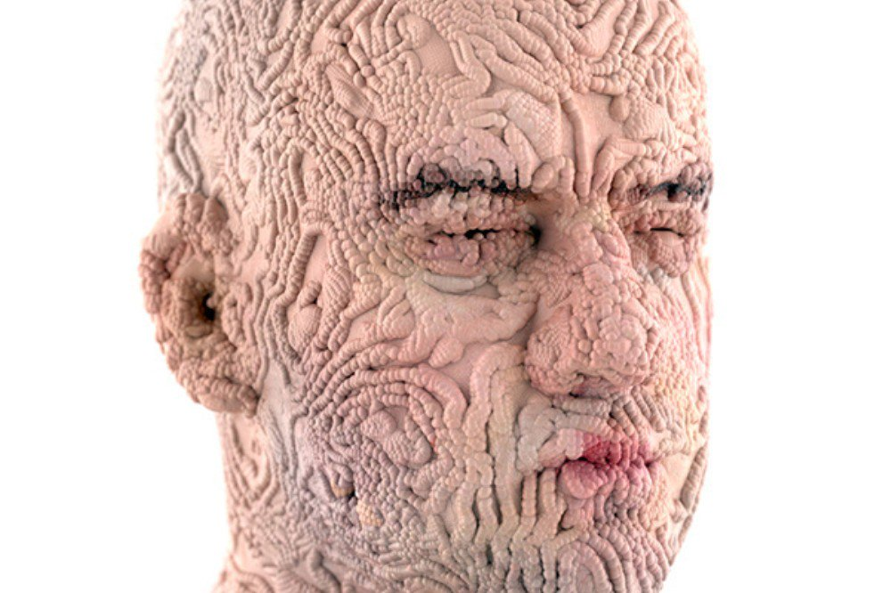 These all-too-realistic cgi busts will make your skin ...