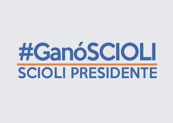 Porque trabaja y seguirá trabajando por una Argentina para todos, no para pocos #GanoScioli #ArgentinaDebate https://t.co/TBqVb2fO2p