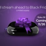 The Roku SE, essentially a special-edition #Roku1, will go on sale for $25 on #BlackFriday https://t.co/tjXWrsaOtu https://t.co/tLRW9zKXdn