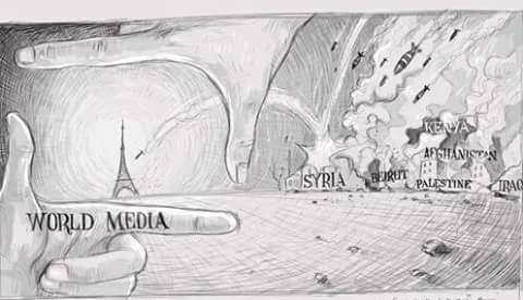 This is so true! #PrayForSyria https://t.co/krCEbJ9lw7