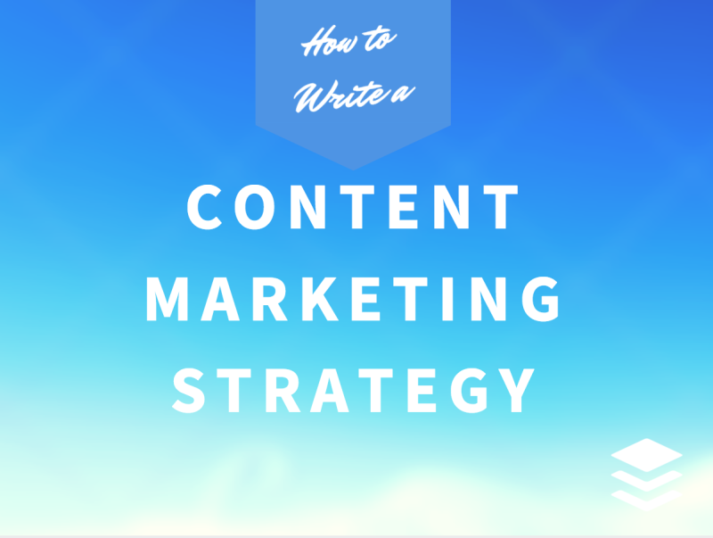 How to Write a Content Marketing Strategy Step-by-Step [w/ Strategy Template!] https://t.co/8rF5UkdFAP https://t.co/FF96TL1bRs