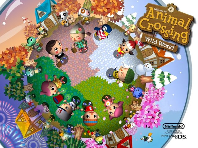 Animal Crossing: Wild World is out on Wii U's Virtual Console service this week! #Nintendo #WiiU https://t.co/5TRfqTfiMA