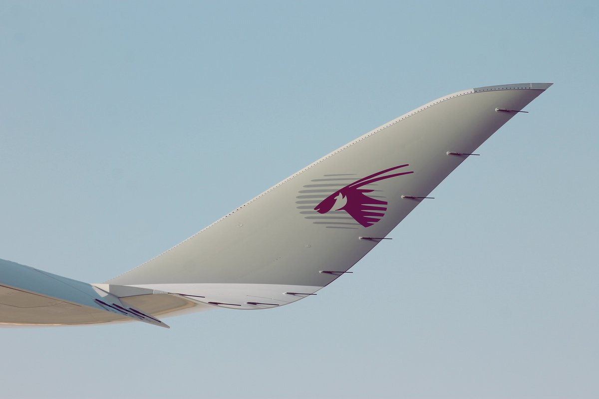 Catching a QatarAirways flight? Don't forget to check the flight status at