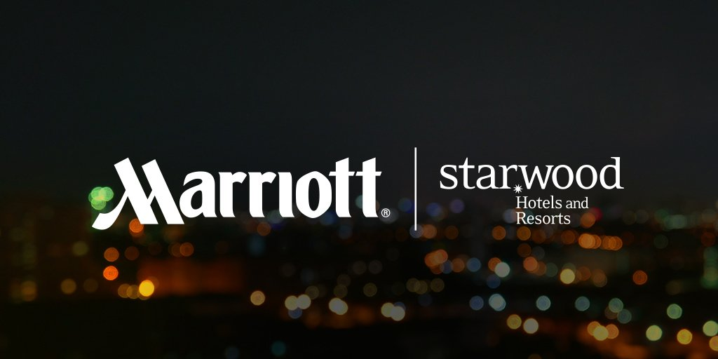 Marriott Intl to acquire Starwood, creating the world's largest hotel company #MarHotMerger https://t.co/6MvUUIS6u6 https://t.co/jQhGX0Mstm
