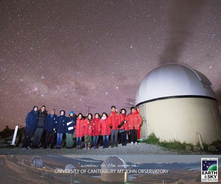 世界一の星空テカポ湖の写真がようやく届きました!HISの企画でプロポーズされたい場所No.1に選ばれたこの場所で、いつかプロポーズしてみたい…! #NZ旅を発信せよ #星空 https://t.co/tvCAJVr7U7