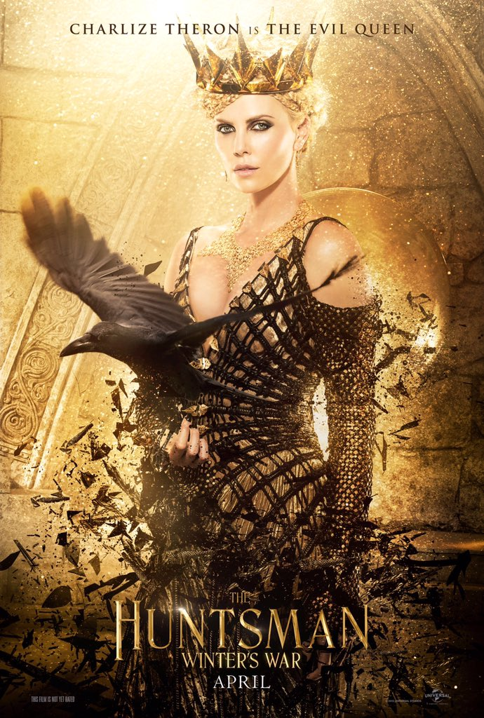 She's back! See the trailer Wednesday. #TheHuntsman https://t.co/nks6ihrrft