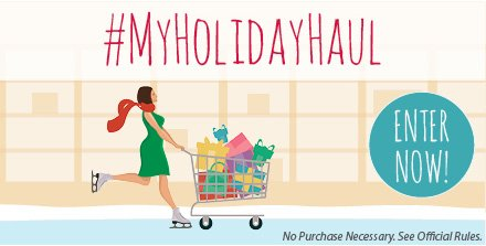 Take a photo of your BJ's shopping cart, tag it with #MyHolidayHaul & you could #win a $250 BJ's Gift Card. https://t.co/QwN9IwAvN9