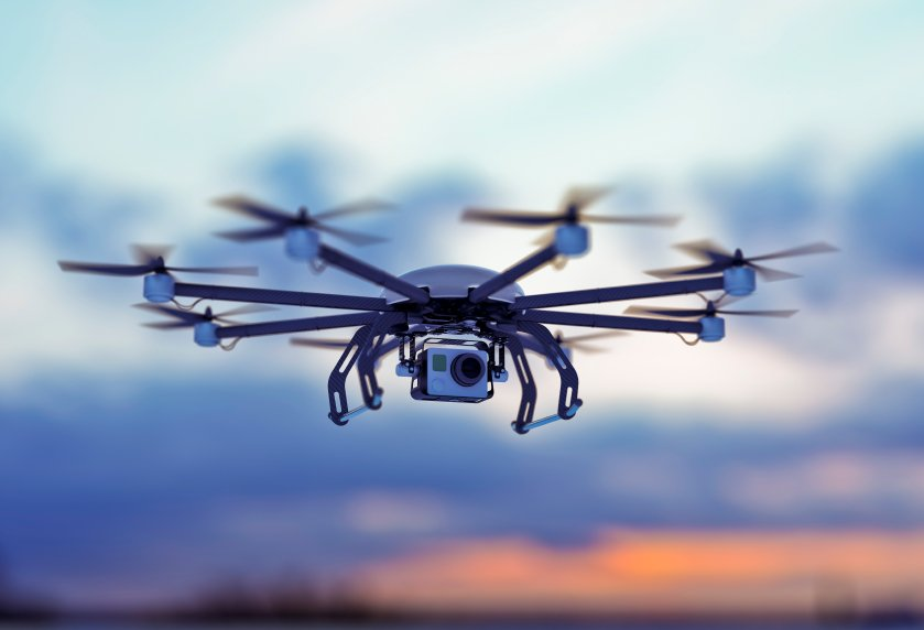 "Own a drone? No need to work with a ""drone registration"" company to register with the FAA."