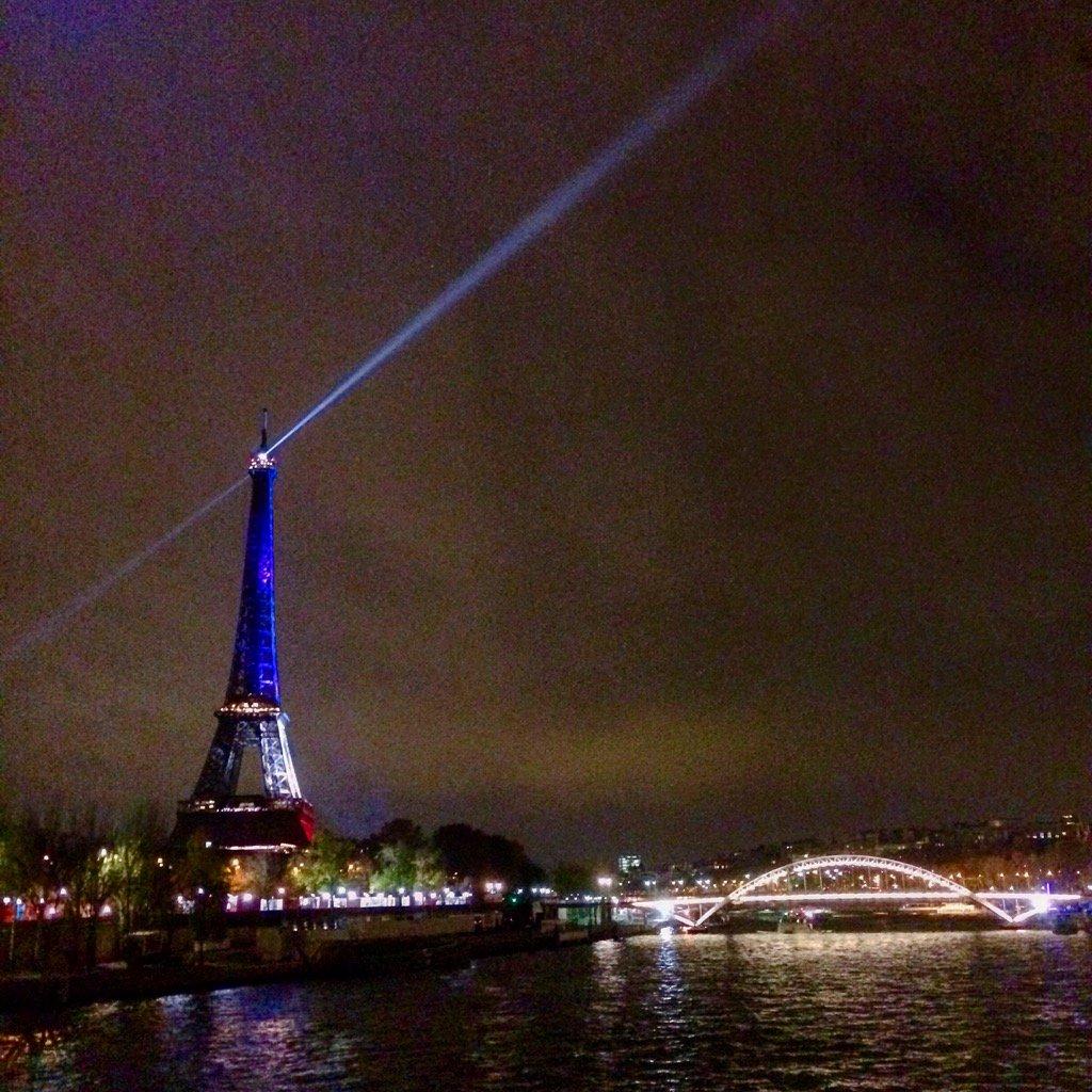 La Tour Eiffel, ce soir. #Paris #Instagram https://t.co/DoA0Q2X2VB