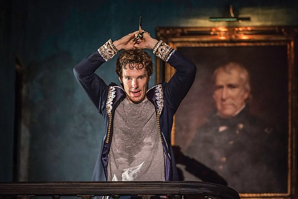 We've added 2 more shows of NT Live's HAMLET starring Benedict Cumberbatch, 11/22 & 11/29! https://t.co/3czwSvY75G https://t.co/FVcBsYVGOk