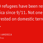 RT @nancywyuen: Refugees are the least likely potential terrorists https://t.co/ZbQX4k9Vuj https://t.co/ZFCQ37h5nU