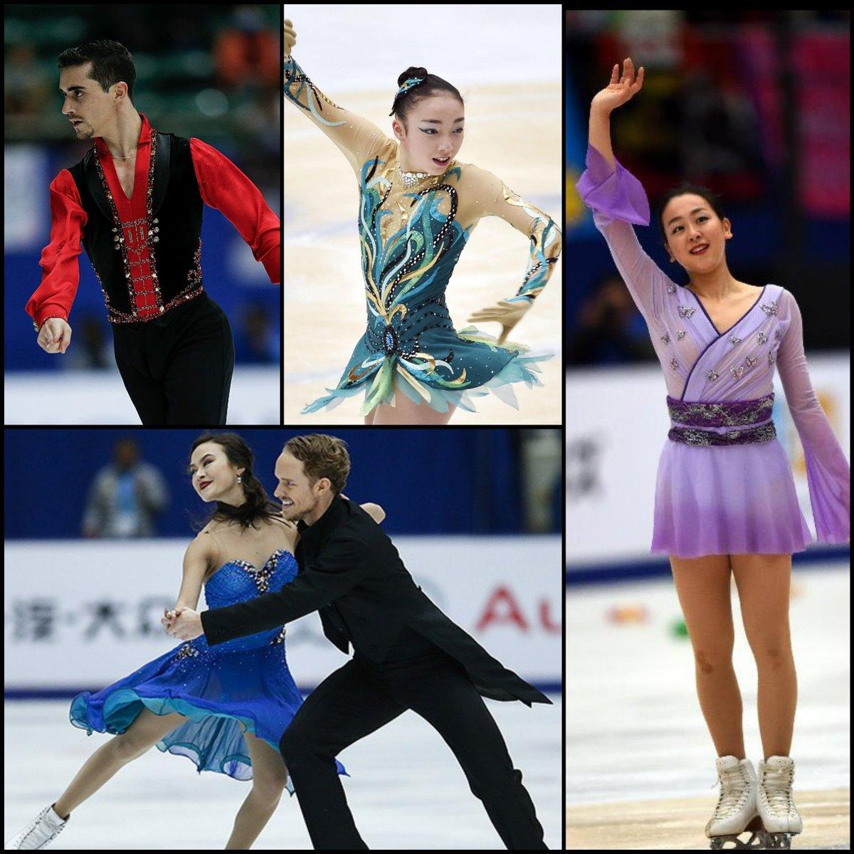 ICE STYLE: Figure Skating Costumes Recap of #CoC15 Ice Dance, Ladies, Men #CupofChina2015 https://t.co/Y9Ot33zKgG https://t.co/Fjb1j0uw5w