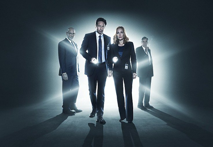 Seen the new @thexfiles poster? Awesome! & fan fav @MitchPileggi1 looks amazing! RT if you're as excited as me! https://t.co/D3dG89RUD7