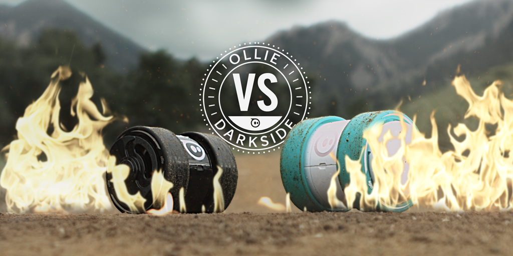 Ollie vs. Darkside. Firing on all cylinders. Retweet to win an Ollie and a Darkside - https://t.co/satrIek6ua https://t.co/mwcjvhybk7