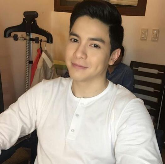 #ALDUBTheWho good vibes ..gwapo ni @aldenrichards02 happy tuesday ..love is love https://t.co/3MhGZvm7ku