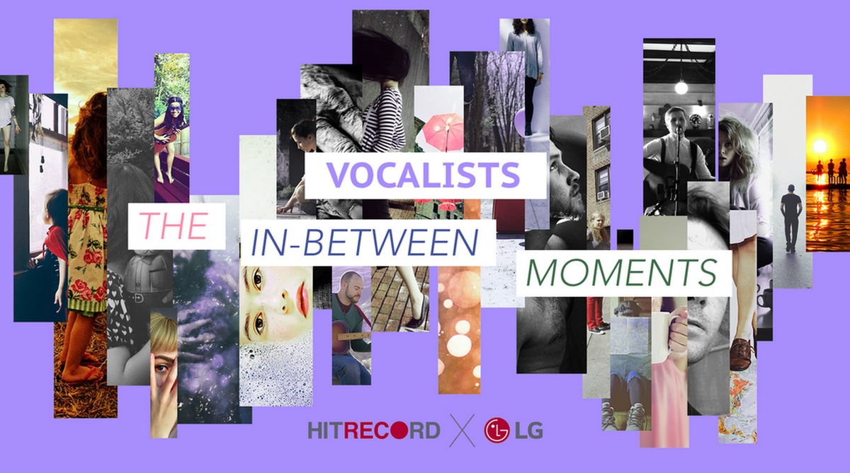 RT @hitRECord  VOCALISTS - lend your talents to our new #InBetweenMoments :60 spot! https://t.co/mnRpJvcQig https://t.co/UzbypUZLwr