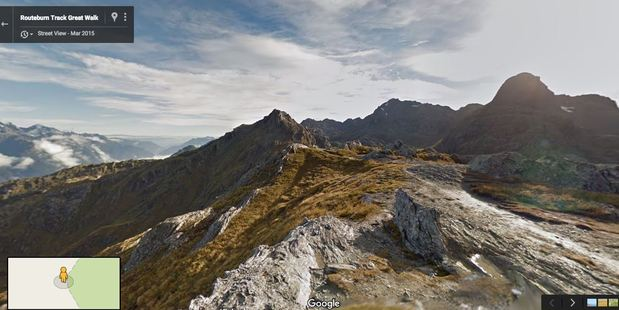 RT @PureNewZealand: Explore some of the stunning New Zealand Great Walks on Google Street View GoogleTrekkerNZ htt…