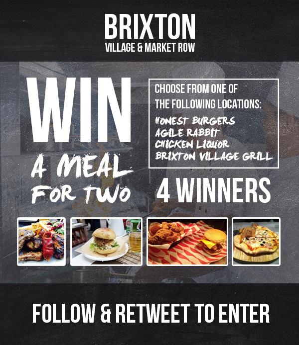 #15 hours to win  #competition #Brixtonvillage #honestburgers #theagilerabbit #chickenliquor #brixtonvillagegrill https://t.co/GEsVkDVPGo