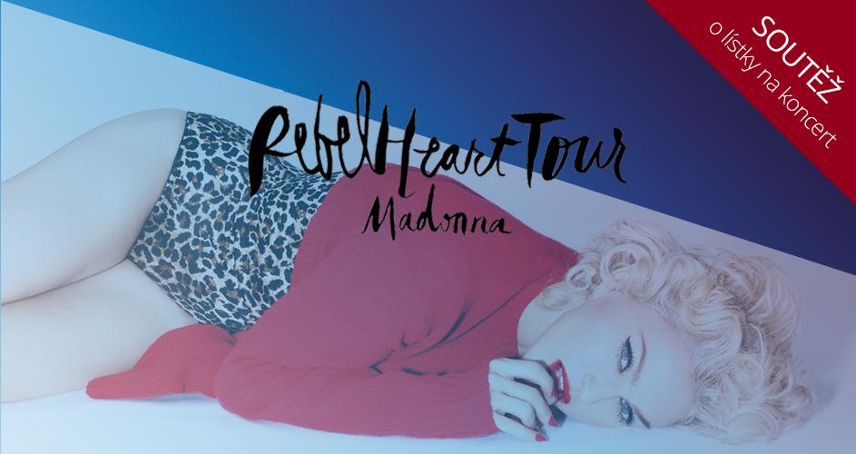 Pro naše followery jsme schovali 2 lístky na sobotní Madonnu. Stačí dát RT a budou vaše. Losujeme zítra ve 20:00. https://t.co/FwwGnTLroL