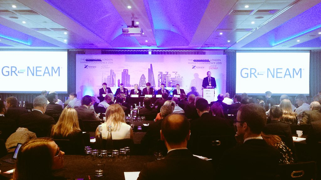 The first panel session begins with @AonBenfield @LMAupdates @ACEGroup @RMyersXchanging @XLCatlin #XLMC2015 https://t.co/y5vSpaRjPG