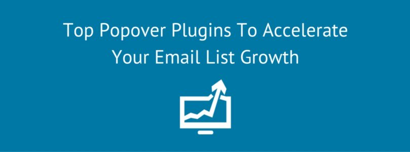 5 Top Popover Plugins To Accelerate Your Email List Growth https://t.co/17oBi5y23P https://t.co/PjJ4L22o19