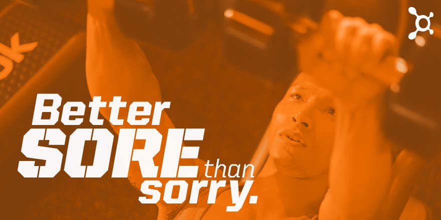 Retweet if you agree! #Orangetheory #motivation https://t.co/7BzBBLeKCu