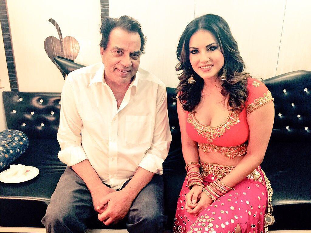 : Bollywood Bucket list item- working with a legend this week :) sir! feeling