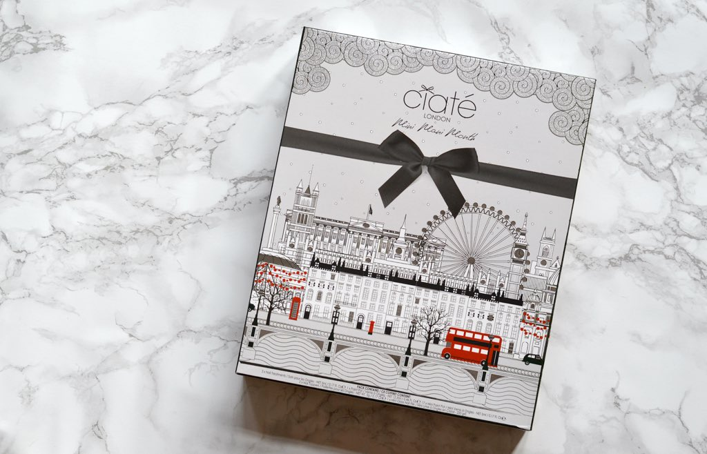 Let's brighten the day! Want to #win this Ciate nail varnish advent calendar? Just follow & RT by 11pm! (UK only) https://t.co/meWkjAfyL9