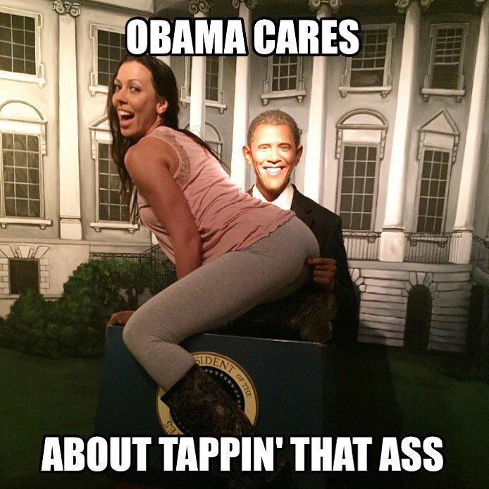 Rachel goes to Washington #WomanNameAFilm #starrmemes #ObamacareIsWorking #doggystyle