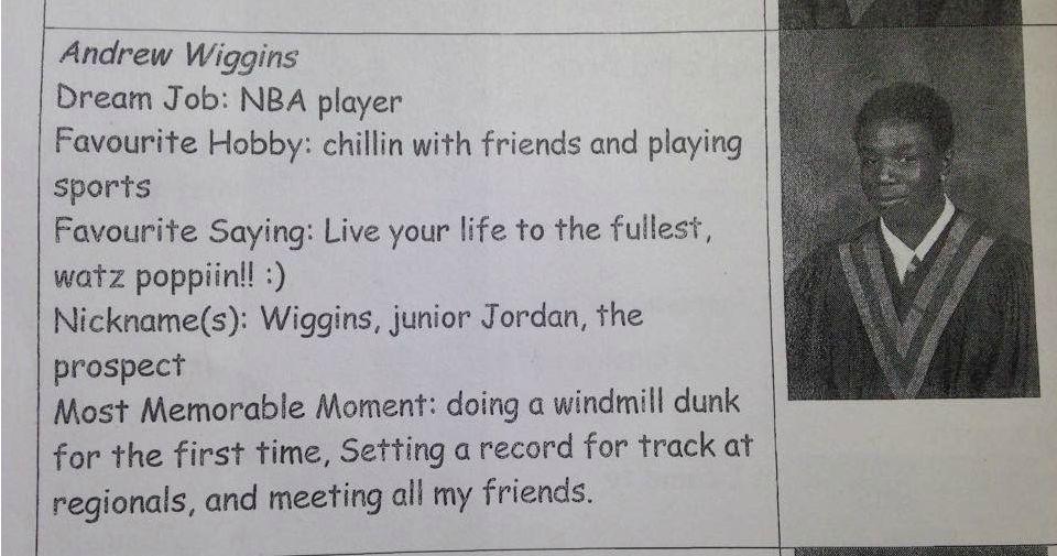 #TBT to @22wiggins in 8th grade https://t.co/47vbQ7Hkb1