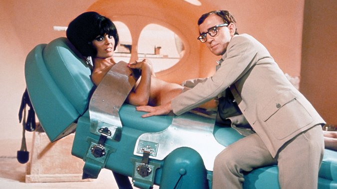 Hollywood Flashback: In 1967, Woody Allen Played James Bond's Nemesis