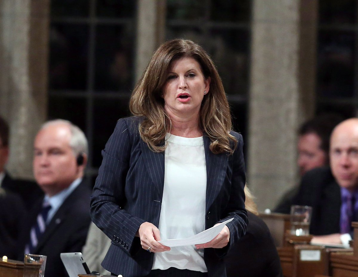BREAKING: Edmonton MP Rona Ambrose has been voted interim leader of the Conservative Party of Canada. #cdnpoli #hw https://t.co/b1iYs3Im7C