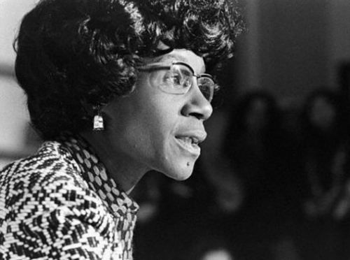 #OnThisDay in 1968, Shirley Chisholm became the first African-American woman elected to the U.S. Congress. https://t.co/tJQ7yFVsND