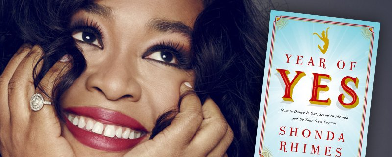 Only a few tix left for our event w/@shondarhimes about #YEAROFYES! Get yours while you can! https://t.co/ilvh5EkEKn https://t.co/F9KRXjZp24