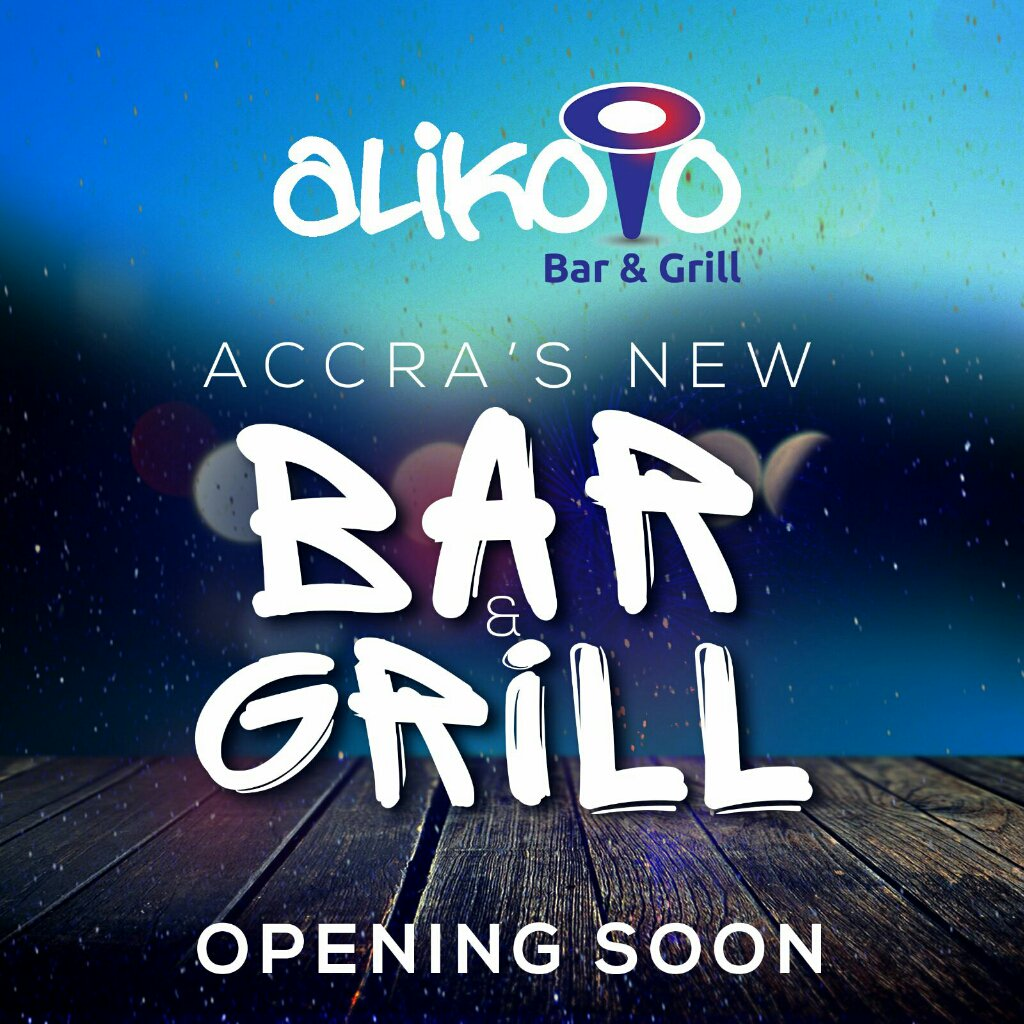 ALIKOTO!!!!! Opening tonight  https://t.co/FqkiZIlHYs