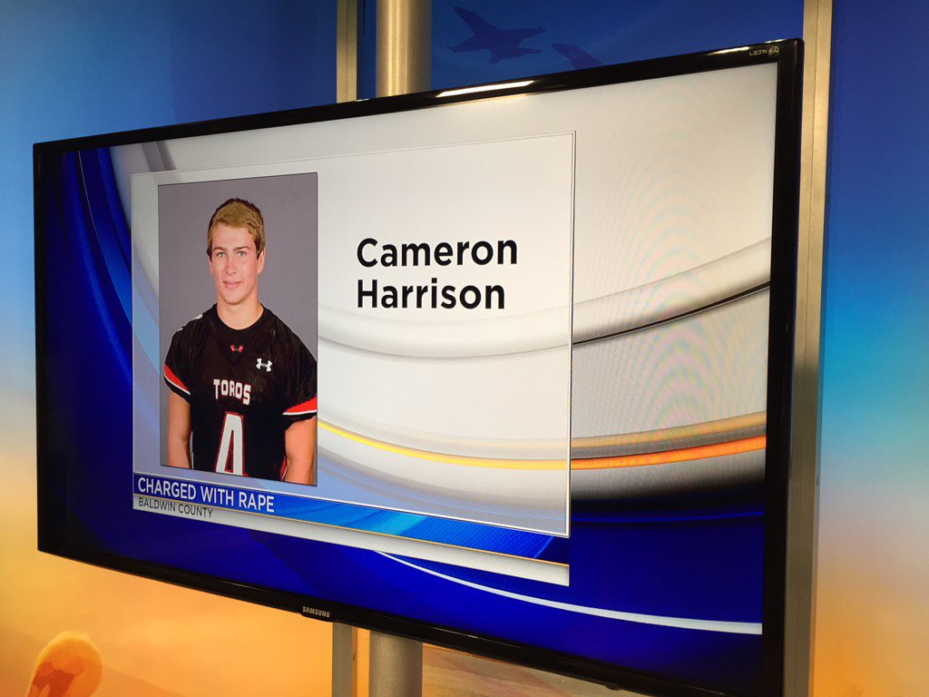 Cameron Harrison Out Of Jail On Bond Spanish Fort Football Player