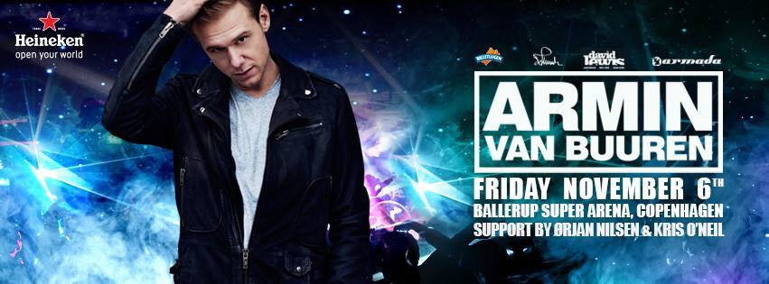 TONIGHT! Playing with @ArminVanBuuren and @orjan_nilsen at Ballerup Super Arena in Copenhagen, Denmark! https://t.co/uUFJB9MawM