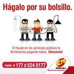 Di no al fraude de los servicios! #Calico @rodrigoguerrerr @CaliSosVos @Franciscoh99 @javiermpachon @policiacali102 https://t.co/urjttTEciv