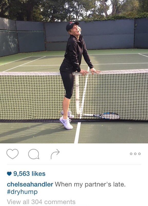 That's not the best way to advertise a #Sugarpova hat @chelseahandler ???? https://t.co/sR32Bia9qu
