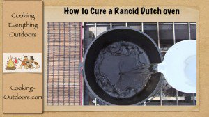 How to Cure a Rancid Dutch oven Video https://t.co/mckpedPc6B https://t.co/JMH5K1ZUs9